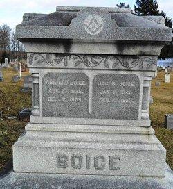 Abigail E. <i>Price</i> Boice