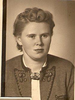 Mathilde Margarete <i>Margret</i> Krach