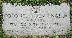 Colonel Roy Jennings, Jr