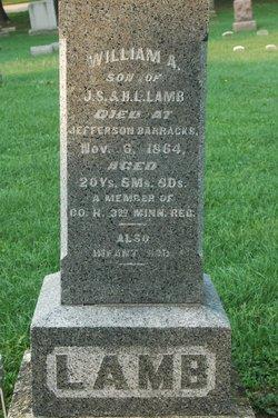 William A. Lamb