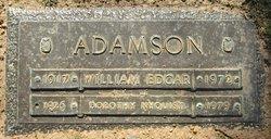 William Edgar Adamson