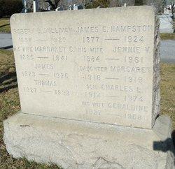 Jennie V. <i>Sullivan</i> Hampston