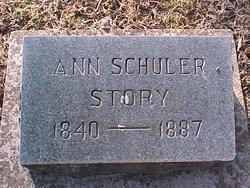 Ann <i>Schuler</i> Story