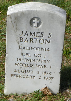 James Stephen Barton