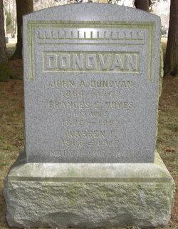 Warren F. Donovan