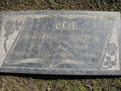 Ruth V Boe