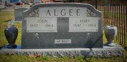 John Sharp Algee
