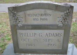 Phillip G Adams