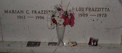 Louis Frances Lou Frazzitta