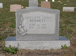 Marguerite <i>Stanley</i> Bennett