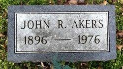 John R Akers