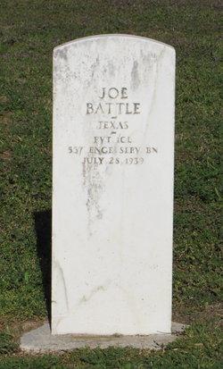 Joe Battle