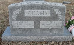 Lillian Faye Adams