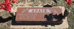 Charlotte M. Adair