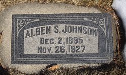 Alben Sivard Johnson