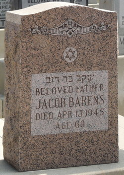 Jacob Barens
