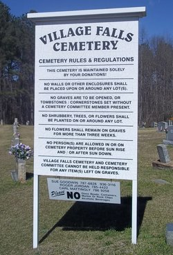 Village Falls Cemetery