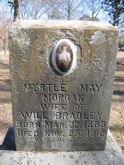 Myrtle May <i>Morgan</i> Bradley