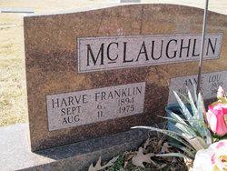Harve Franklin McLaughlin