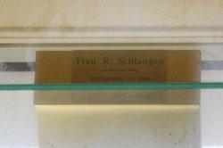 Fran R. <i>Falk</i> Schlangen