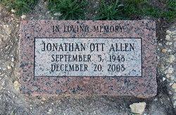 Jonathan Ott Allen