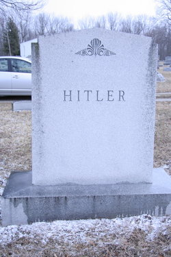 Marelda <i>Hitler</i> Berberich