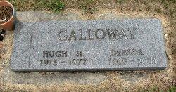 Hugh H Galloway