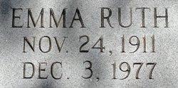 Emma Ruth Hamner