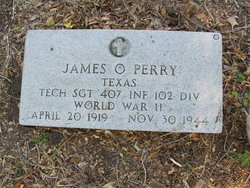 James O Perry