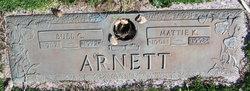 Buel C Arnett