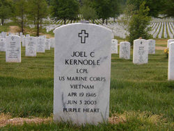 L/Cpl Joel Charles Pointman Herc Kernodle