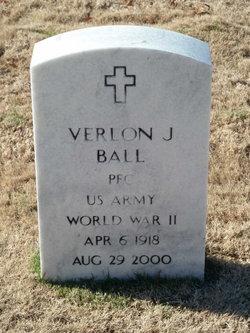 Rev Verlon Jadene Ball