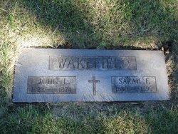 Sarah F. <i>Butts</i> Wakefield