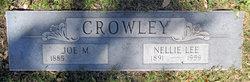 Nellie Lee <i>Belshe Harrison</i> Crowley