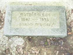 Mrs Ovidia Gabrielle <i>Oberg</i> Aus