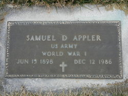 Samuel D Appler
