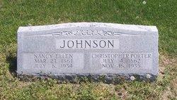 Christopher Porter Johnson