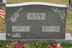 James W Ady