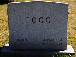 Margaret Viola <i>McDermott</i> Fogg