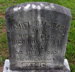 Daniel Balsbach