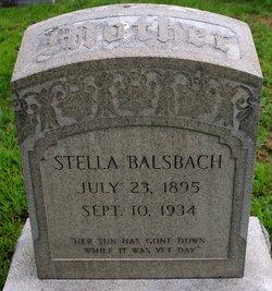 Stella Balsbach