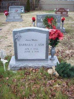 Barbara J <i>Greenwell</i> Ash