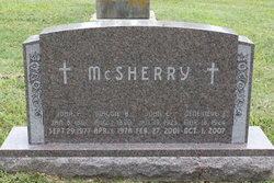 John Patrick McSherry