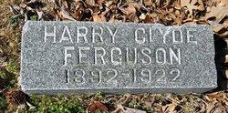 Harry Clyde Clyde Ferguson