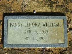 Pansy Lenna Williams