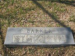 Jeanette Laura <i>Bridges</i> Barker