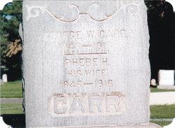 George Carr