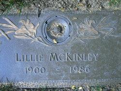Lillie McKinley
