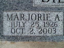 Marjorie A. <i>Sherman</i> Dieckgrafe