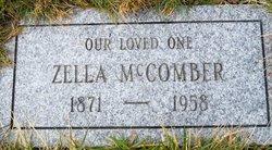 Zella Francis <i>Fallis</i> McComber